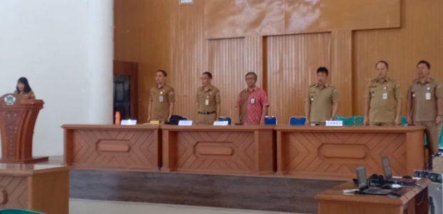 Mandagi Buka Kegiatan Delineasi Batas Wilayah Administrasi Kelurahan