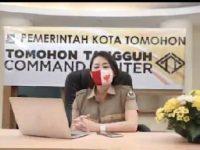Kota Tomohon Ketambahan 2 Pasien Terkonfirmasi Positif Covid-19