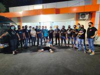 Kolaborasi Tim Totosik dan Maleo Berhasil Tangkap Pencuri Kambuhan, Pelaku Dihadiahi Dua Timah Panas