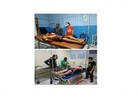 Duel Berdarah!!! Dua Warga Tinoor II Saling Bacok Gunakan Parang dan Mesin Pemangkas Rumput