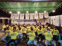 Kaum Milenial Woloan Satu dan Woloan Satu Utara Nyatakan Dukungan ke JGE-VB
