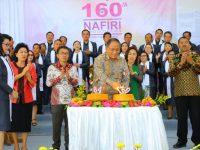 GMIM Nafiri Pangolombian Rayakan HUT ke-160