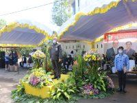 Peringati Hut ke-56 Provinsi Sulawesi Utara, Pemkot Tomohon Gelar Upacara Bendera