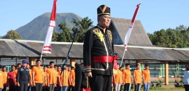 Eman Irup Pemberian Remisi Narapidana Dalam Rangka Hut RI ke-74