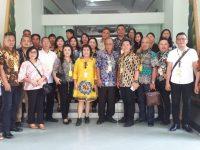 Solang Pimpin Studi Tiru Pemkot Tomohon ke Yogyakarta