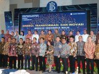 Mogi Hadiri Pertemuan Tahunan Bank Indonesia 2019
