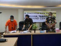 Pemkot Tomohon Teken Kerja Sama Dengan PT Pos Indonesia