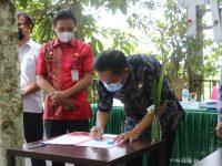 Senduk Teken Penetapan Perjanjian Kinerja di Lingkungan Pemkot Tomohon