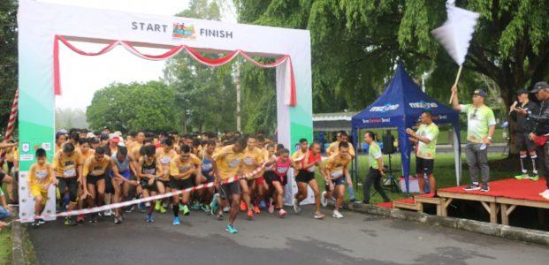 Kejuaraan Tomohon Run 10 K 2019 Tingkatkan Prestasi di Dunia Olahraga