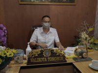 Pasien Sembuh Covid-19 di Kota Tomohon Mencapai 300 Orang